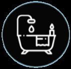 4 salle d'eau avec wc gite la blouettière gien briare loiret